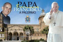 Папата ја започна својата посета на Сицилија