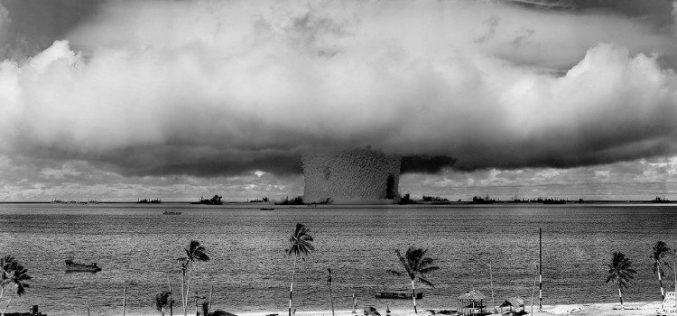 Светиот Престол поддржува целосна забрана на нуклеарното оружје