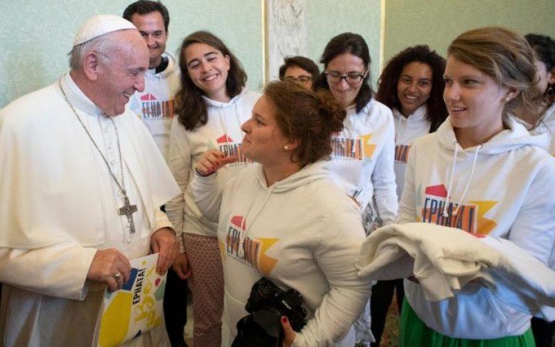 Папата: Светоста не е за мрзеливи