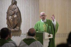 Папата: Пастирот е смирен, сочувствителен и се моли