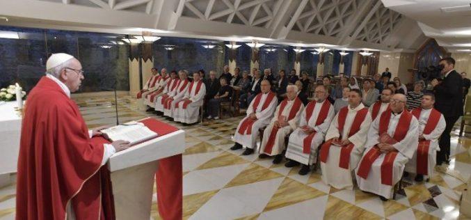 Папата: Ѓаволот го користи лицемерието