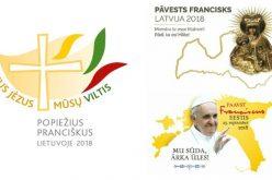 Папата се обрати преку видео порака пред посетата на балтичките земји