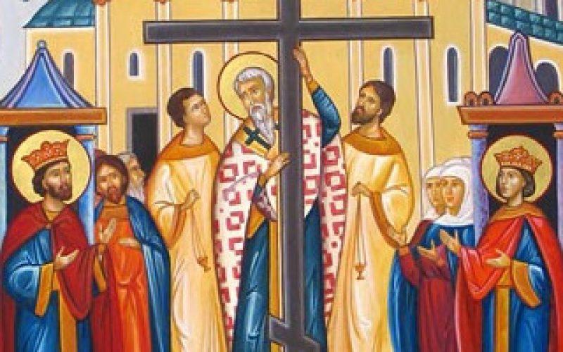 Воздвижение на чесниот Крст