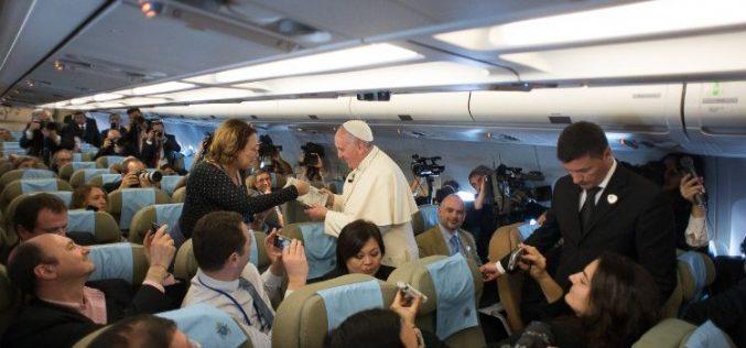Порака на Папата за Светскиот ден на средствата за социјална комуникација