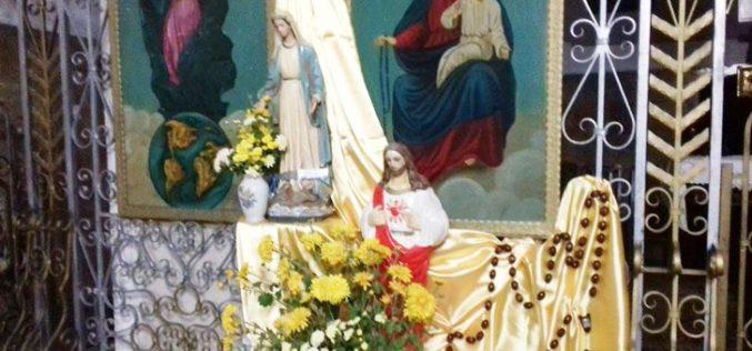 Октомвриска побожност во Нова Маала