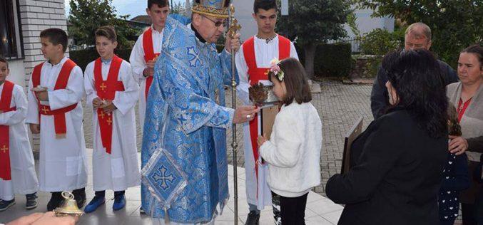Проповед на Н.В.П. д-р Киро Стојанов на прославата Марија од Назарет во Радово