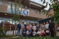Децата од Петралинци на поклоничко патување за Гевгелија и Паљурци