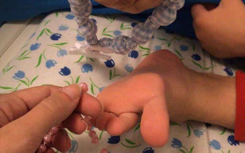 Милион деца молат заедно Бројаница: Писмо до децата