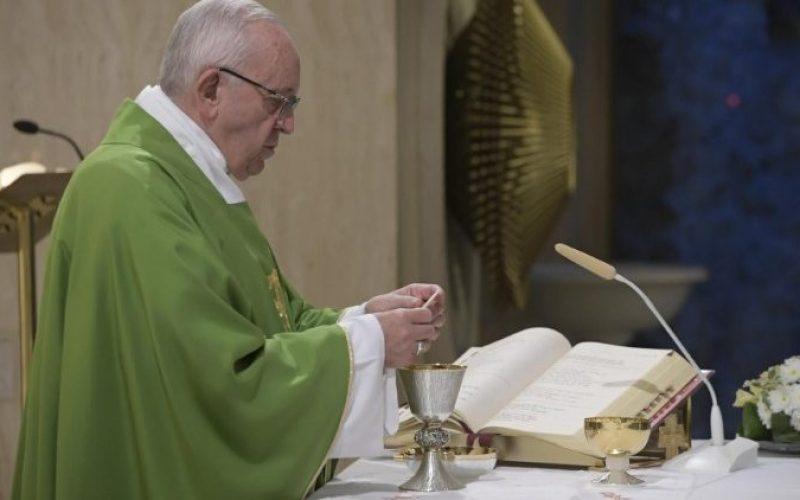 Папата Фрањо: Светиот Дух е христијанскиот квасец за спасение