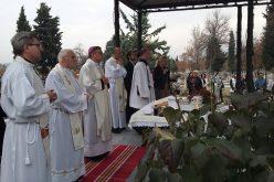 Проповед на бискупот Стојанов: Мојата душа го велича Господа