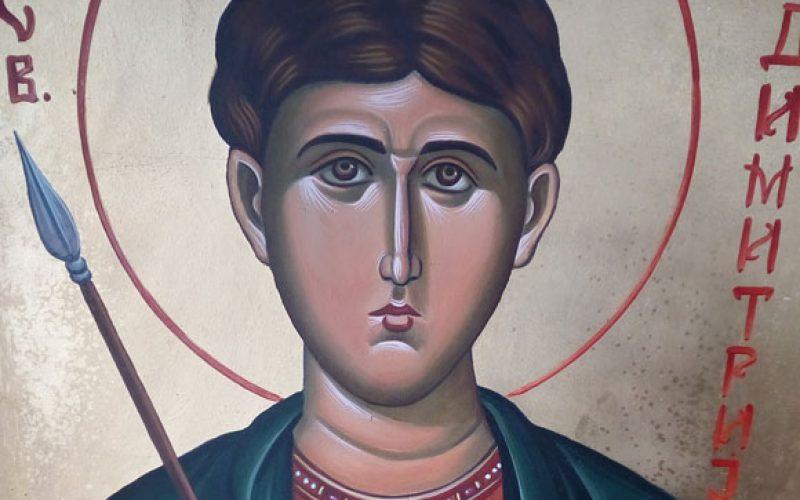 Најава: Свечена света Литургија во Сарај по повод патрониот празник на црквата