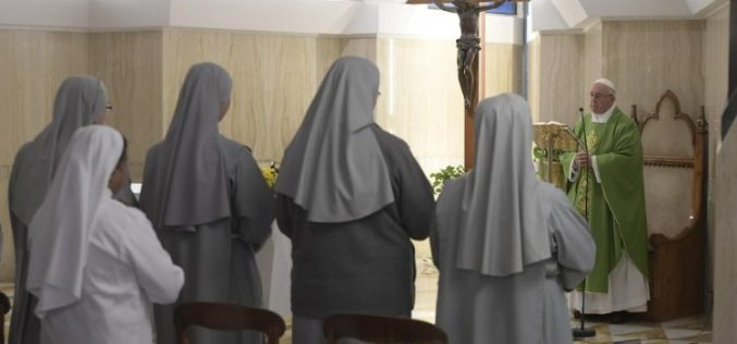 Папата: Суетата и ривалството ги уништуваат темелите на заедницата