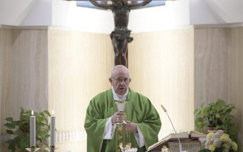 Папата: Ако постојано Го одбиваме Исус, на крајот Тој ќе нè одбие нас