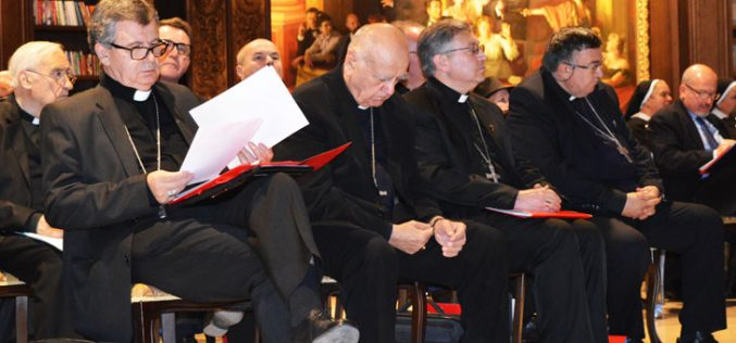 """Во Скопје се одржува Студискиот ден """"Католичката црква во Македонија низ својата историја"""""""