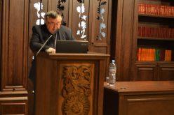 Поздравен говор на кардинал Пуљиќ на Студискиот ден во Скопје