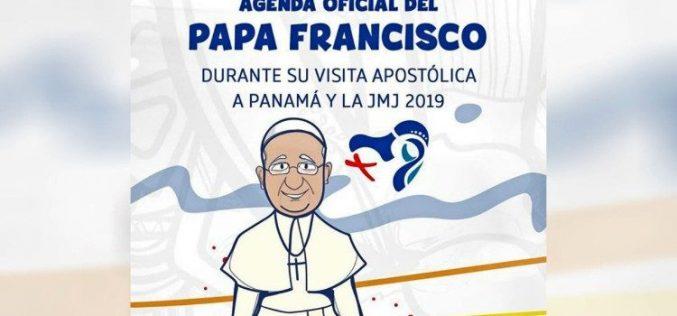 Објавена програмата на Папата за патувањето во Панама