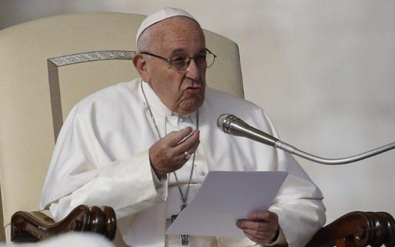 Папата: Ризикот на слободата е голем Божји дар