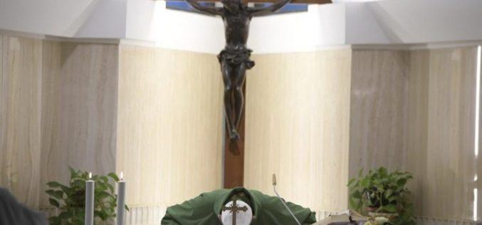 Папата: Светиот Дух нека ни дарува мудрост за да го прифатиме крајот