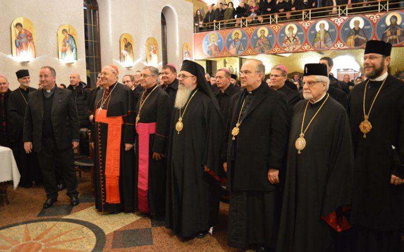 Струмица: Свечена академија по повод инаугурацијата на новата епархија и устоличувањето на првиот епарх