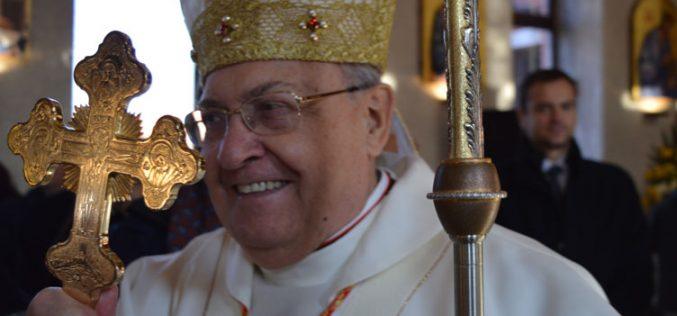 Проповед на Н. Е. Кард. Леонардо Сандри по повод инаугурацијата на новата Епархија струмичко-скопска и интронизацијата на првиот епархиски епископ монс. Киро Стојанов
