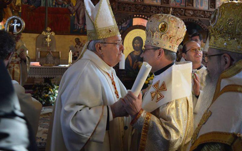 Декрет на Светиот Стол за именувањето на Апостолскиот егзарх Киро Стојанов за Епархиски епископ на струмичко-скопската епархија