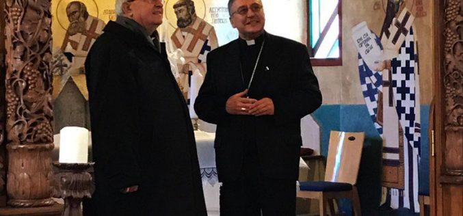 Кардинал Сандри пристигна во Македонија