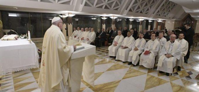 Папата: Божиќниот пост е време за прочистување на верата