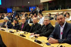 Бискупот Стојанов учествуваше на панел расправа на 21. Европски молитвен појадок во Брисел
