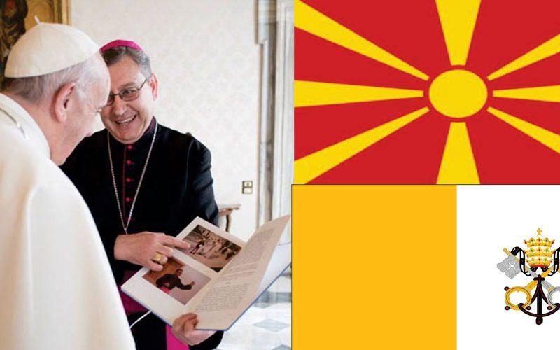 Светиот Отец папата Фрањо ќе ја посети Македонија