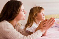 Зошто децата треба да се научат на молитва