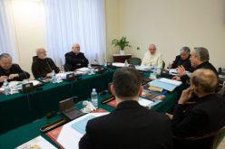 Папата учествува на седницата на Кардиналскиот совет