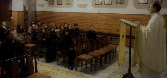 Благодарствени Литургии за семејствата во Нова Маала