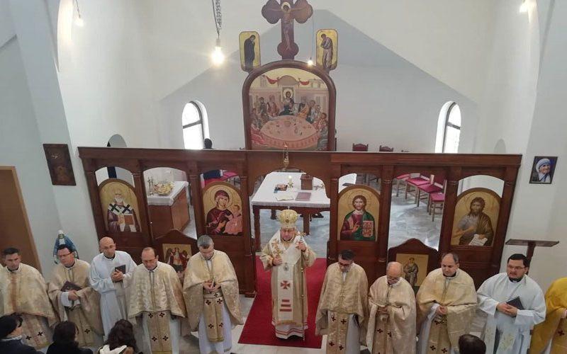 Прославен патрониот празник во Секирник