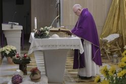 Папата: Благовештението радикално ја менува историјата