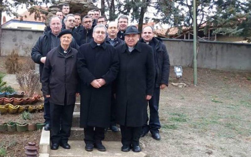 Духовна обнова за свештеници