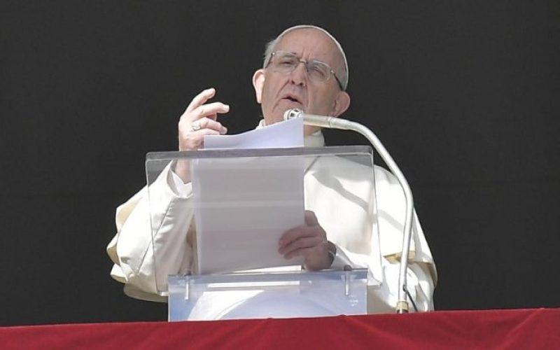 Папата се молеше за Демократска Република Конго