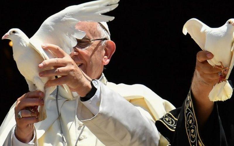 Порака на Папата за Светскиот ден на мирот