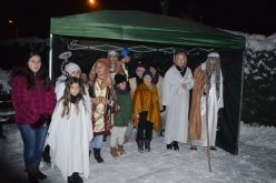 Струмица: Дворот на црквата се претвори во Витлеем