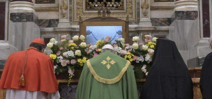 Папата на Молитвената осмина за единство на христијаните: Делете ги меѓусебно добиените дарови