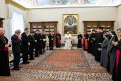 Папата: Екуменизмот е неповратен пат