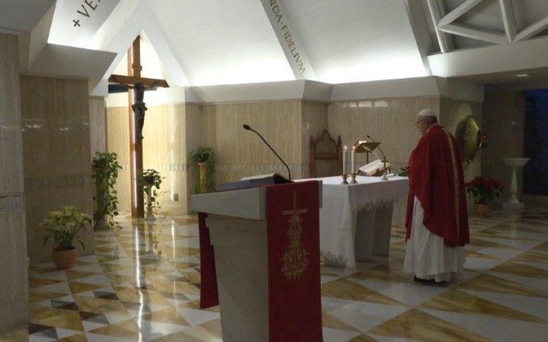 Папата: Блаженствата се пример за вистински христијански живот
