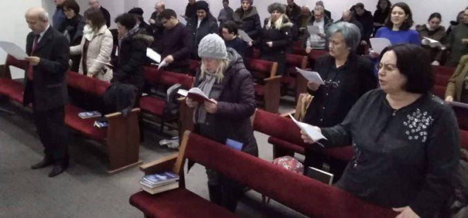 Во Скопје одржана Молитвена осмина за единство на хрстијаните