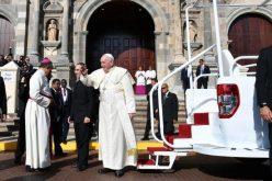Папата се сретна со богопосветените лица во Панама