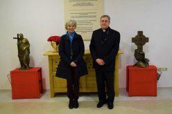 Директорката на ЦРС за Европа во посета на Македонски Каритас
