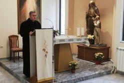 Предавање на бискупот Стојанов за Денот на Богопосветените лица