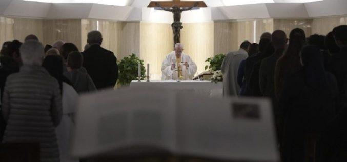 Папата: Господ те прашува каде е твојот брат?
