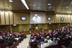 Започна средбата на претседателите на епископските конференции