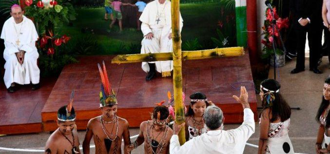 Објавен терминот на одржување на синодата за Амазонија