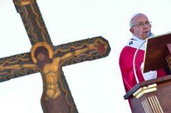 Програма со богослужби на папата Фрањо за време на постот и Велигден