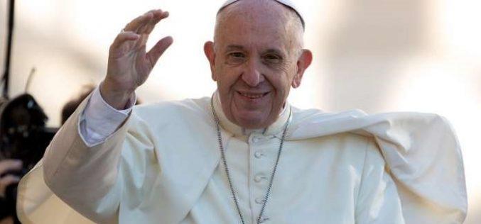 Пораката на Папата до верниците за почетокот на Великиот пост